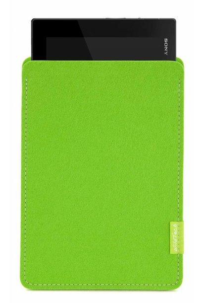 Xperia Tablet Sleeve Bright-Green