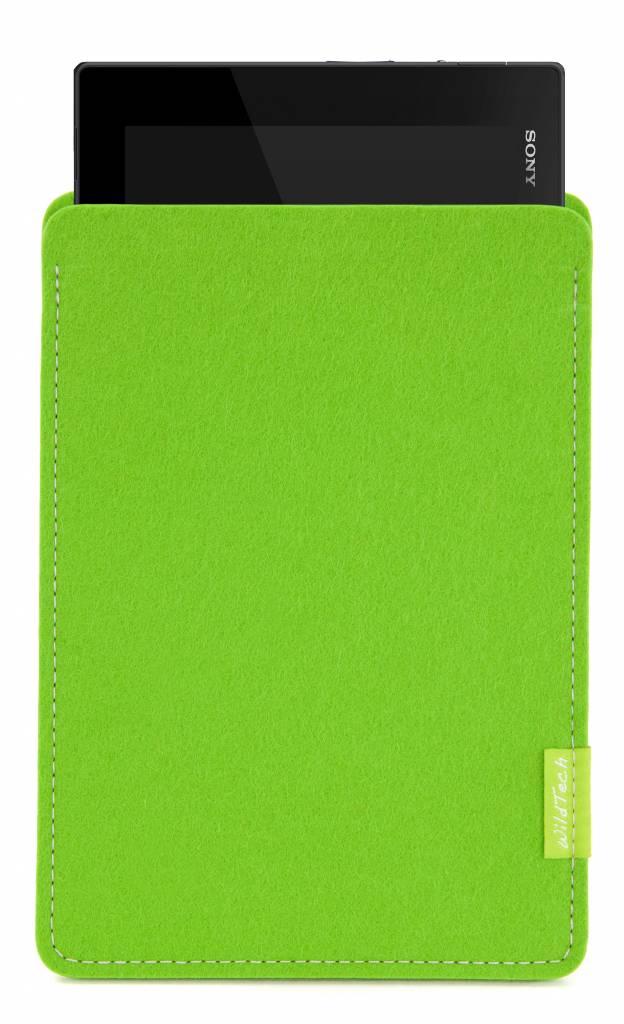 Xperia Tablet Sleeve Maigrün-1