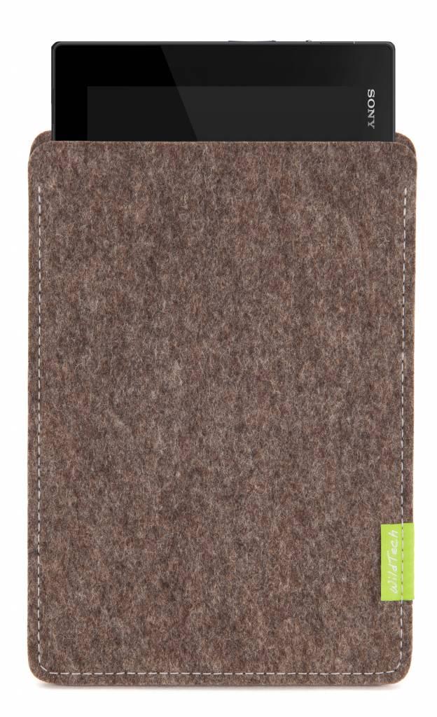 Xperia Tablet Sleeve Natur-Meliert-1
