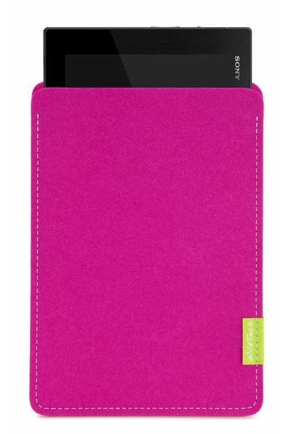 Xperia Tablet Sleeve Pink