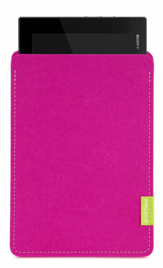 Xperia Tablet Sleeve Pink-1