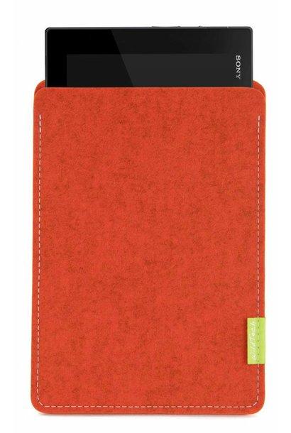 Xperia Tablet Sleeve Rust