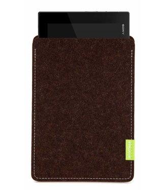 Sony Xperia Tablet Sleeve Trüffelbraun