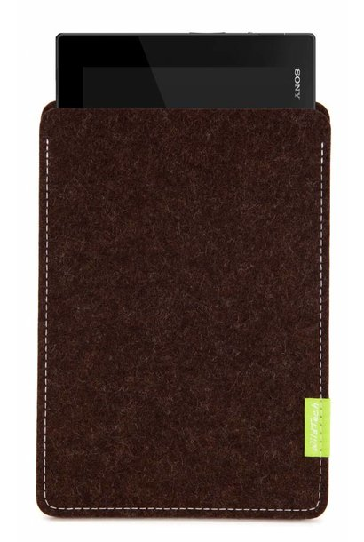 Xperia Tablet Sleeve Trüffelbraun