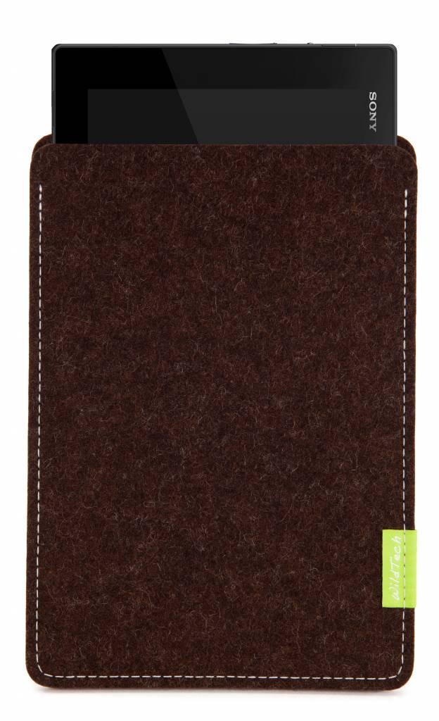 Xperia Tablet Sleeve Trüffelbraun-1