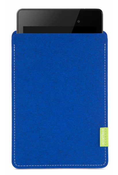 Pixel/Nexus Tablet Sleeve Azure