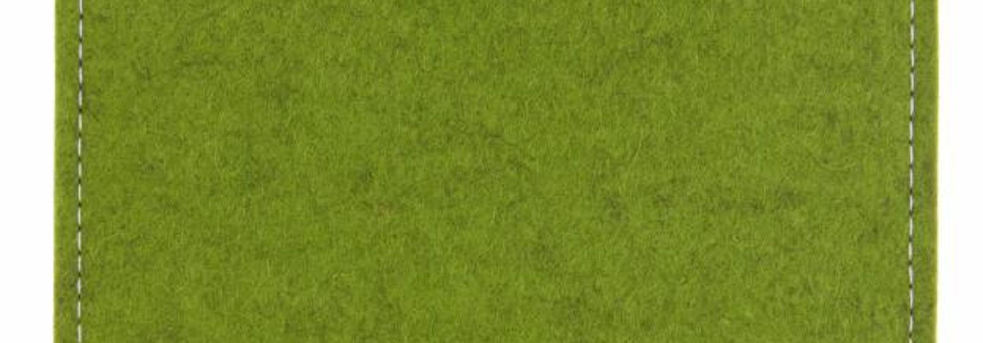Pixel/Nexus Tablet Sleeve Farn-Green