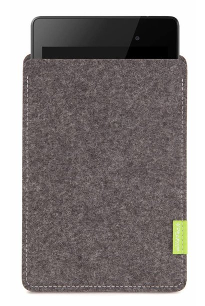 Pixel/Nexus Tablet Sleeve Grau