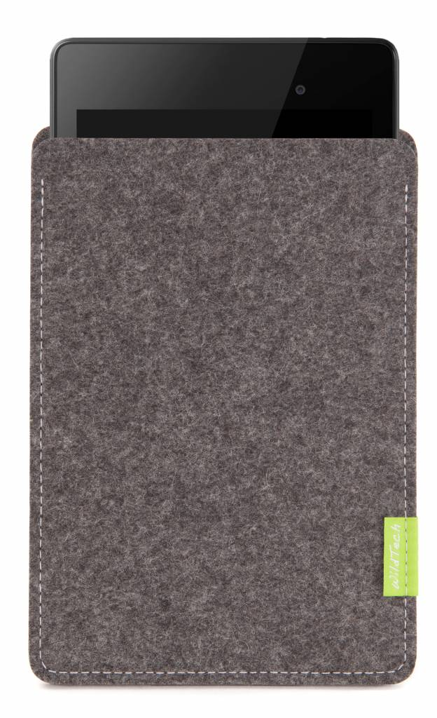 Pixel/Nexus Tablet Sleeve Grau-1