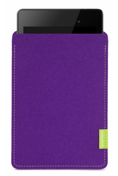 Pixel/Nexus Tablet Sleeve Purple