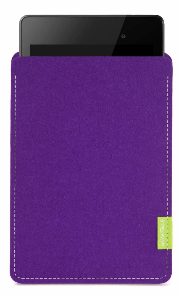 Pixel/Nexus Tablet Sleeve Lila-1
