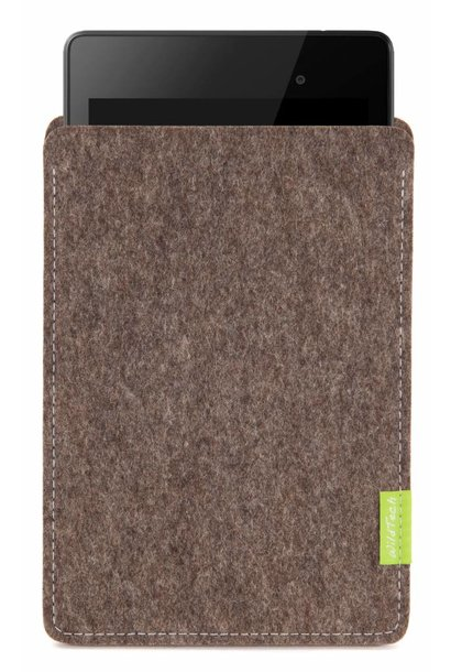 Pixel/Nexus Tablet Sleeve Nature-Flecked