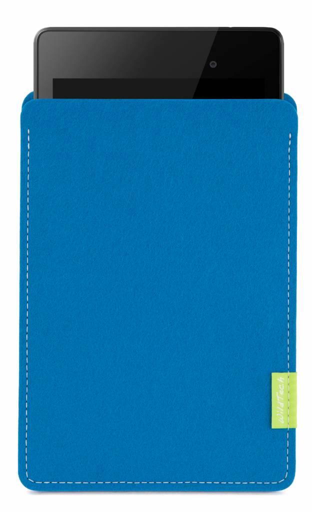 Pixel/Nexus Tablet Sleeve Petrol-1