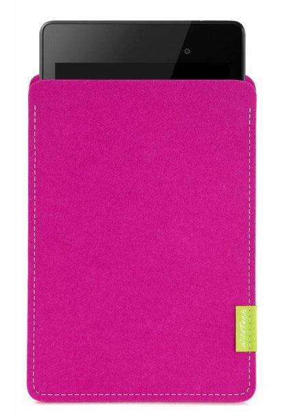 Pixel/Nexus Tablet Sleeve Pink