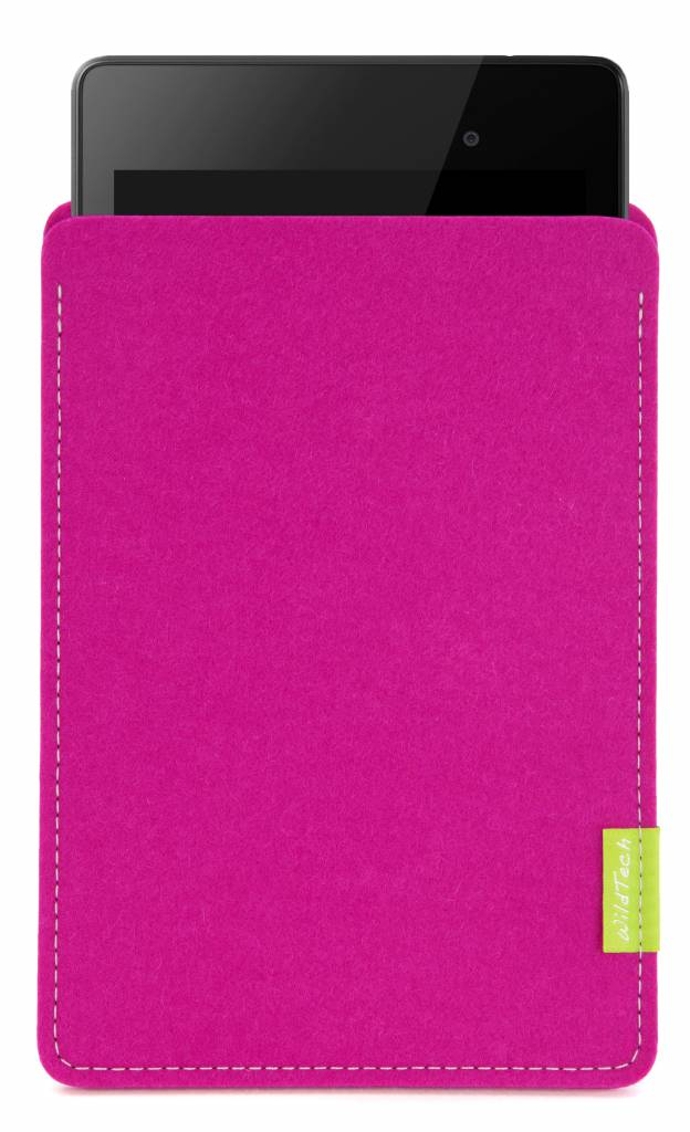 Pixel/Nexus Tablet Sleeve Pink-1