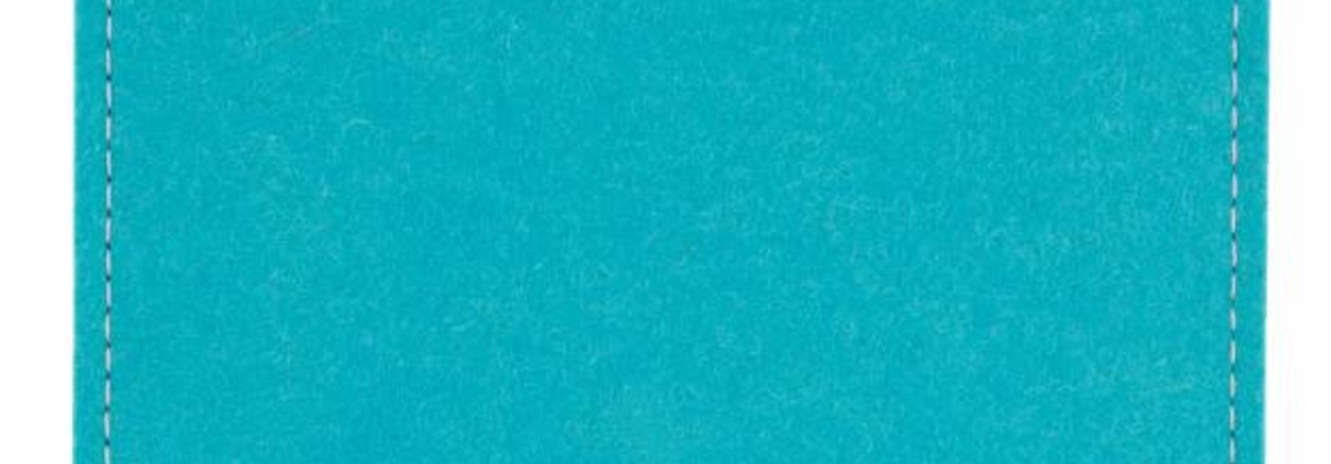 Pixel/Nexus Tablet Sleeve Türkis