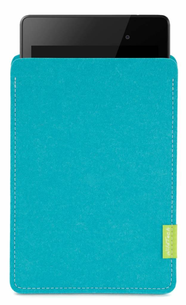 Pixel/Nexus Tablet Sleeve Türkis-1