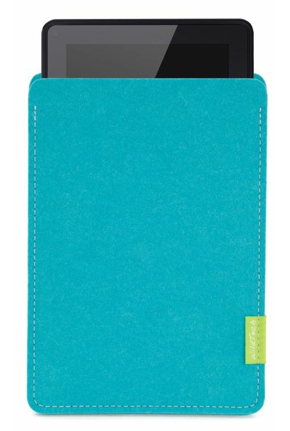 Kindle Fire Sleeve Turquoise