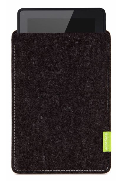 Kindle Fire Sleeve Anthrazit