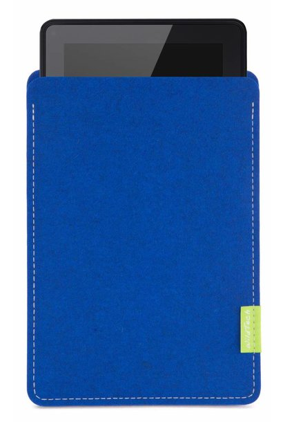 Kindle Fire Sleeve Azure