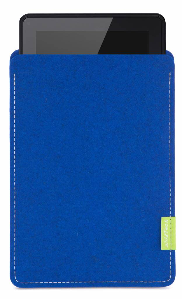 Kindle Fire Sleeve Azure-1