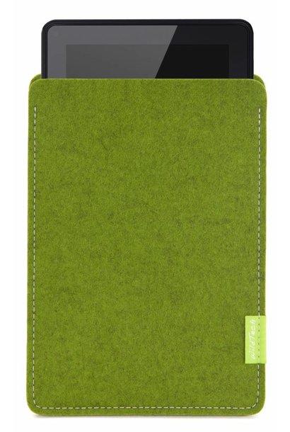 Kindle Fire Sleeve Farn-Green