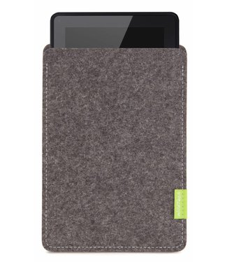 Amazon Kindle Fire Sleeve Grau