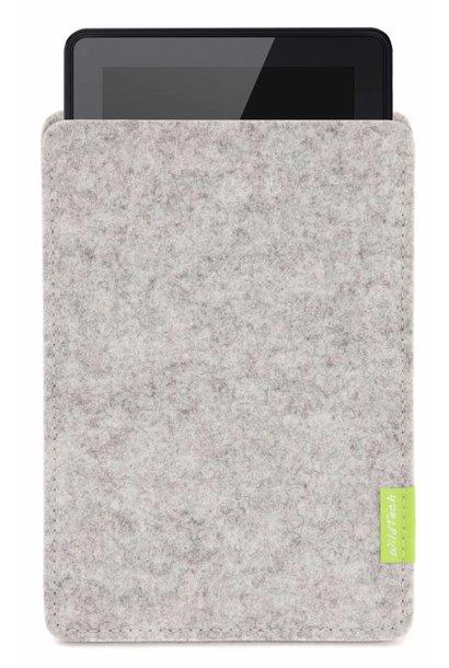 Kindle Fire Sleeve Light-Grey