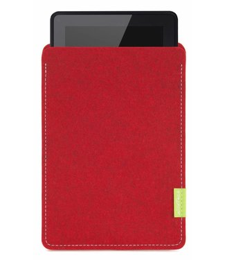Amazon Kindle Fire Sleeve Kirschrot