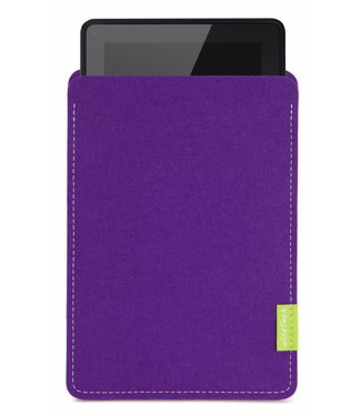 Amazon Kindle Fire Sleeve Lila