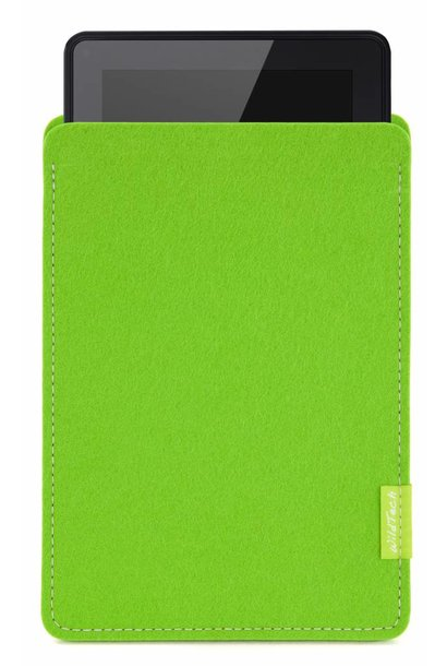 Kindle Fire Sleeve Bright-Green