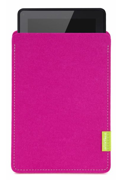 Kindle Fire Sleeve Pink