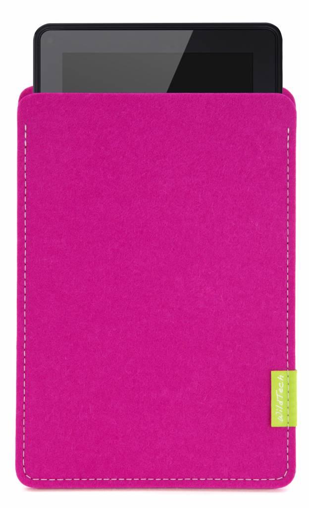 Kindle Fire Sleeve Pink-1