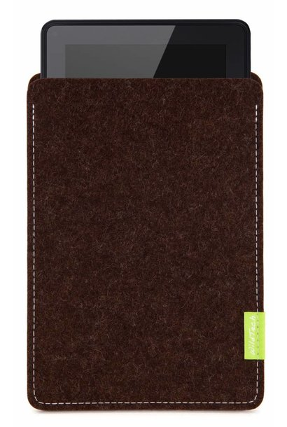 Kindle Fire Sleeve Truffle-Brown