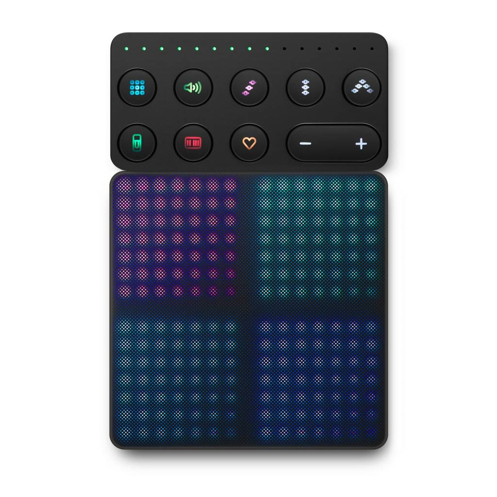 Lightpad Block Sleeve Kirschrot-4