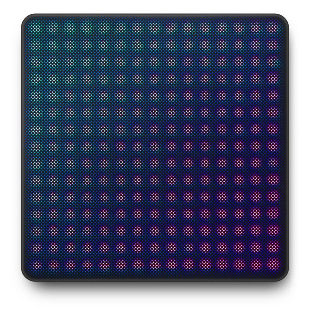 Lightpad Block Sleeve Türkis-3