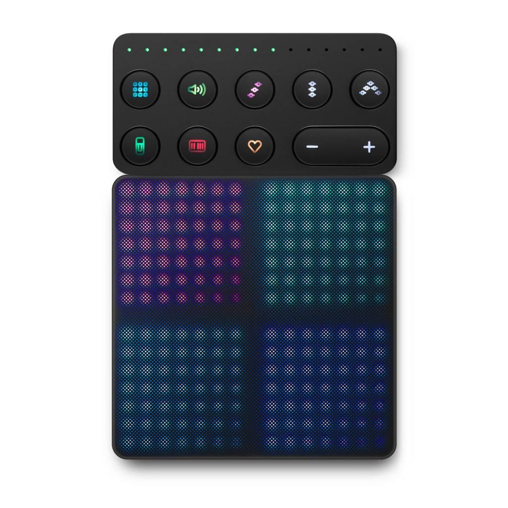 Lightpad Block Sleeve Dunkelbraun-4