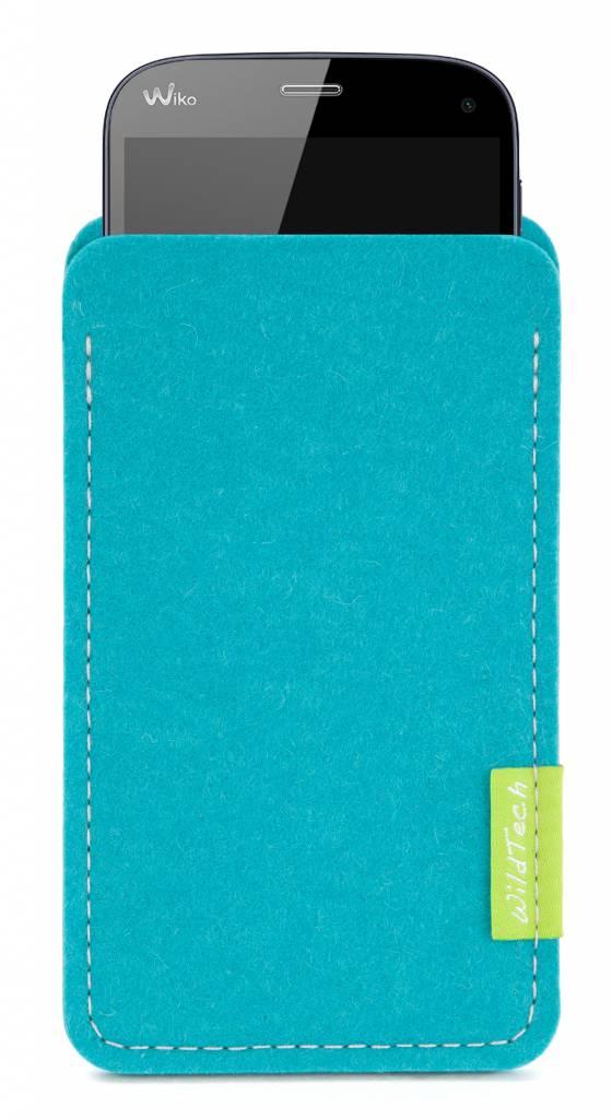 Smartphone Sleeve Turquoise-1