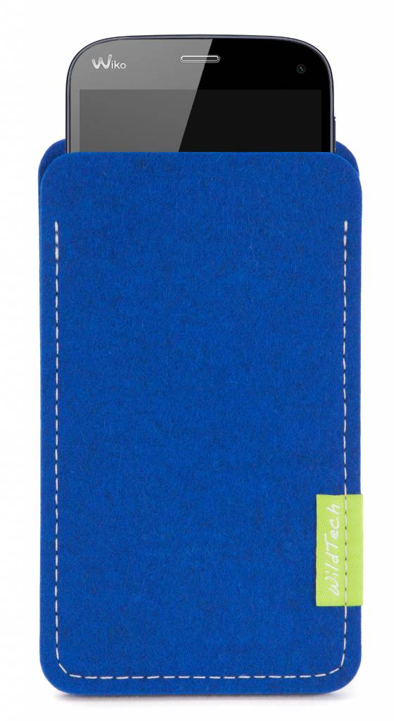 Smartphone Sleeve Azure-1