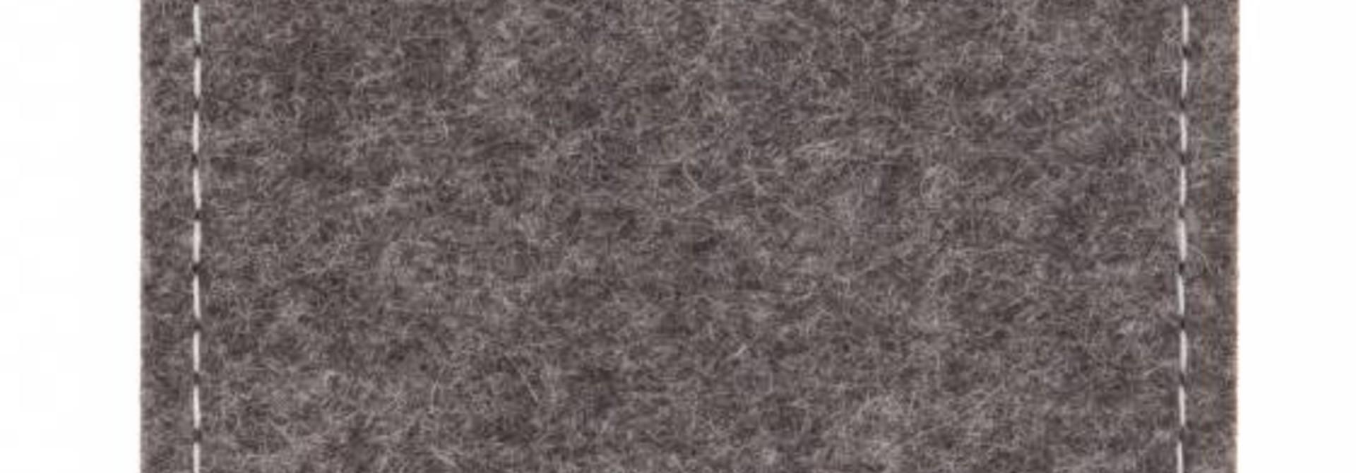 Smartphone Sleeve Grau