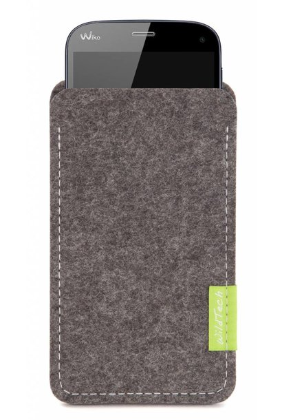 Smartphone Sleeve Grey