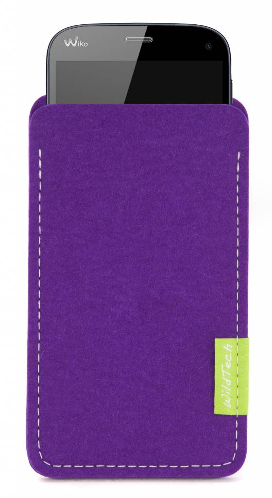 Smartphone Sleeve Lila-1