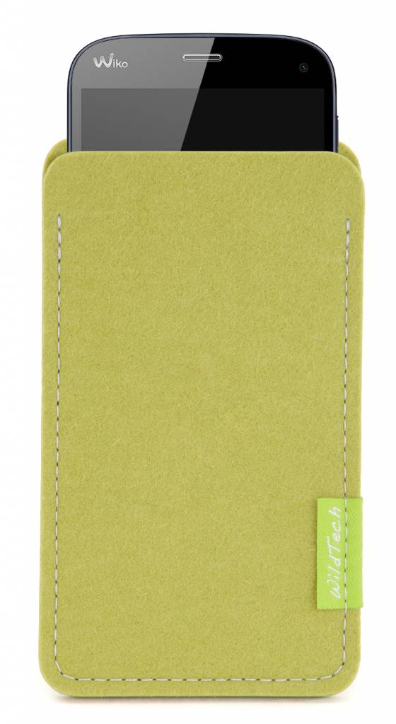 Smartphone Sleeve Lime-Green-1