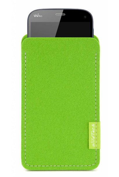 Smartphone Sleeve Bright-Green