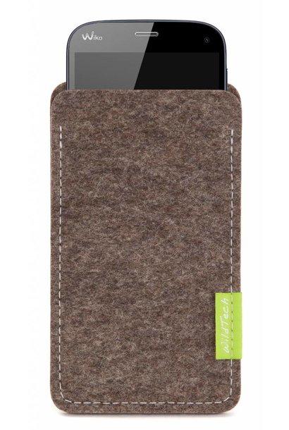 Smartphone Sleeve Nature-Flecked