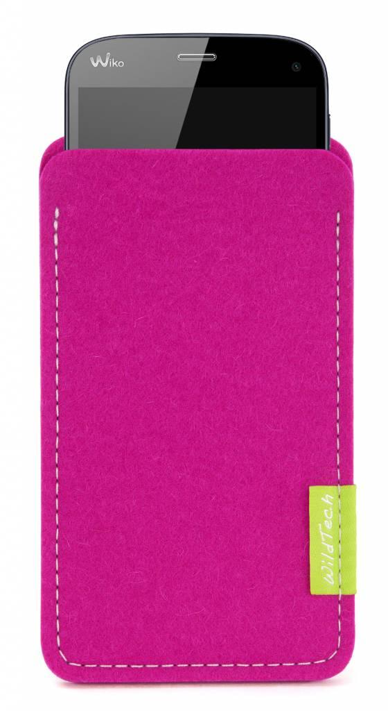 Smartphone Sleeve Pink-1