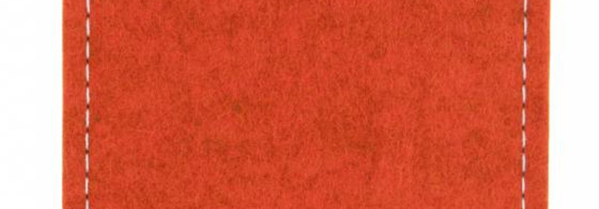 Smartphone Sleeve Rust