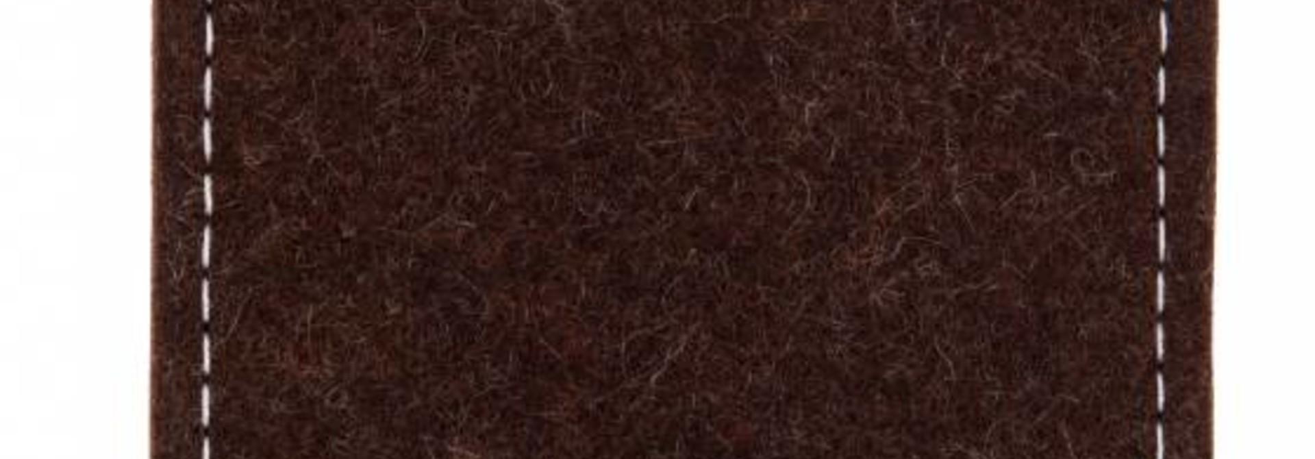Smartphone Sleeve Truffle-Brown