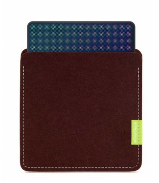 ROLI Lightpad Block Sleeve Dunkelbraun