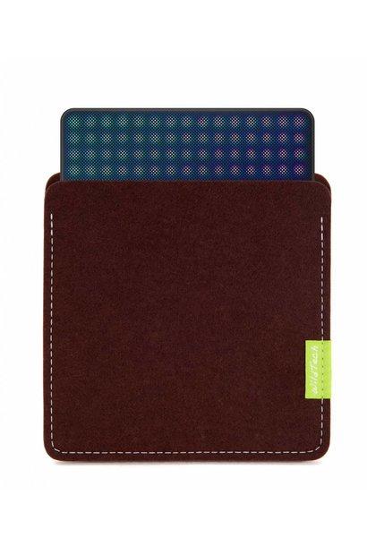 Lightpad Block Sleeve Dark-Brown
